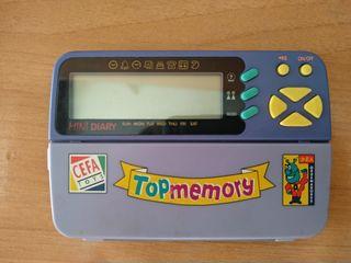 Agenda electrónica años 90