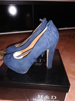 zapatos mujer 36