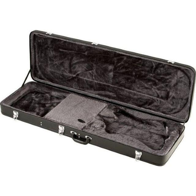 Epiphone Thunderbird IV + caja solida y blanda