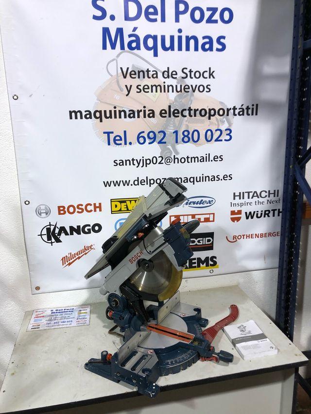 Bosch Ingletadora gtm12