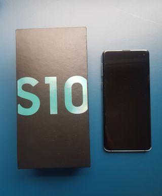 Samsung Galaxy S10 128GB Verde Adjunto la factura
