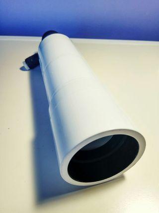 Buscador 8x50 ILUMINADO para telescopio