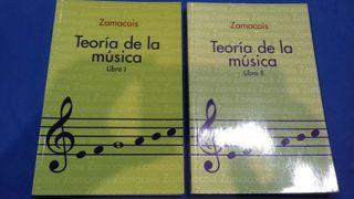 Teoría de la Música Zamacois