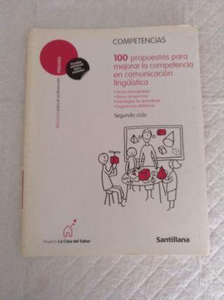 Propuestas para mejorar comunicacion. Libro