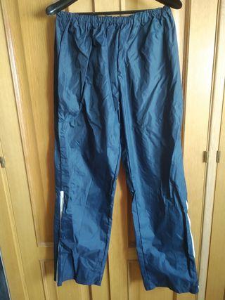 Pantalón impermeable vintage años 70