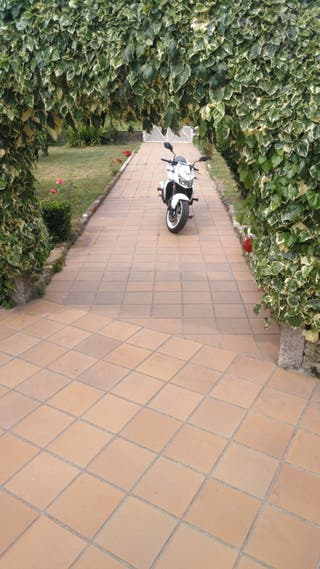 Kawasaki z750 25kw válida A2