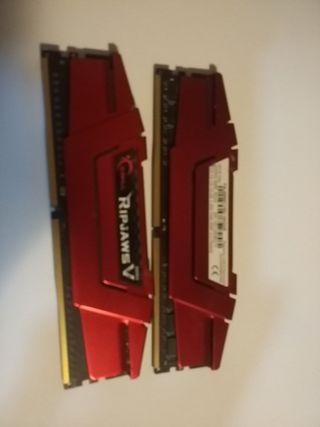 memorias g skill ddr4 16 GB (2x8gb)