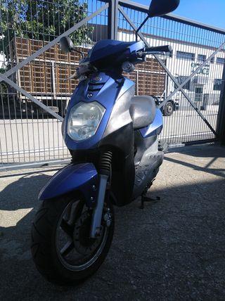 Moto Sym Orbit 50