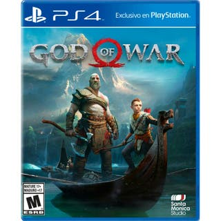 Videojuego ps4 God of war