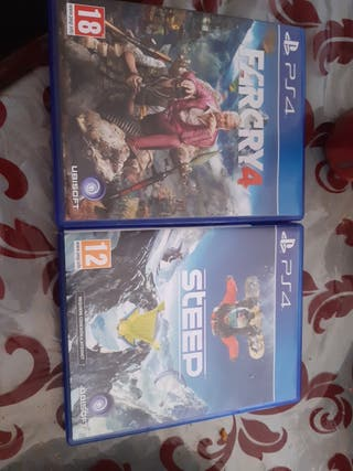 farcry4 y steep