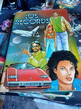Album LOS RECORDS 80S