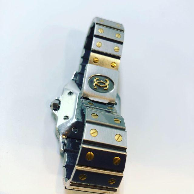 Cartier Santos Galbe Automático