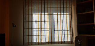 Juego completo de cortinas estores funda nordica
