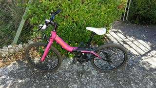 Bicicleta Orbea niña casi nueva