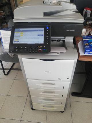 fotocopiadora, impresora, escaner Ricoh Sp 5200S,