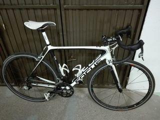 Bicicleta de carbono Focus Izalco