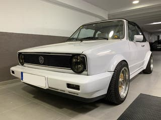 Volkswagen Golf Cabrio karmann