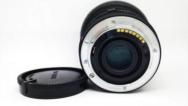 Objetivo Sigma para Nikon 17-70mm 1:2.8-4.5 92500