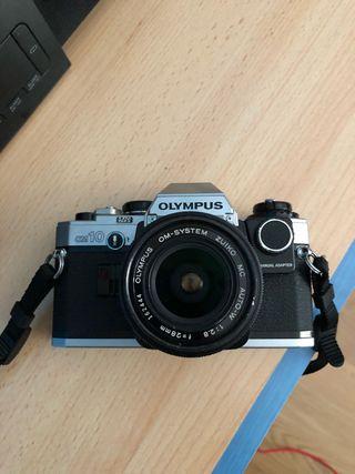 Olympus OM-10 Con Manual Adapter