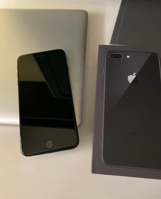 IPHONE 8 PLUS NEGRO