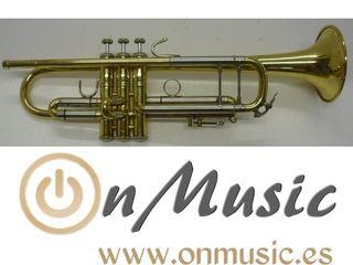 Trompeta Bach Stradivarius pabellón 43 tudel Malon