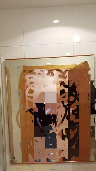 Espejo de WC