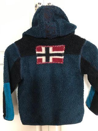 chaqueta napapijri niño niña