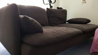 Sofá amplio Ikea