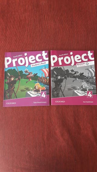 NUEVOS Project Student's Book y Project Workbook