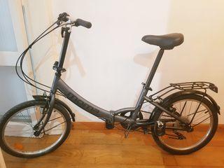 bicicleta plegable moma bike