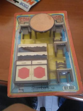 juguete antiguo años70 shambers