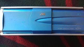 CARGADOR DE 12 CD JVC
