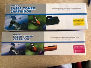 Toner para impresora Laserjet. Sin estrenar