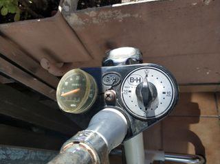 Bicicleta estática BH