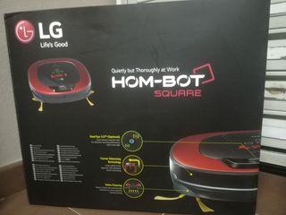 Robot limpiador LG tipo roomba