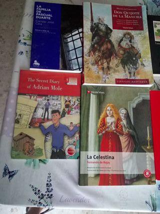 libros de lectura de 1 de bachillerato