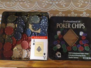 caja de poker, texas holden