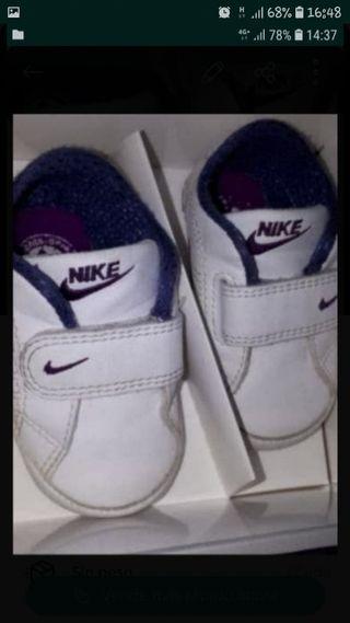 zapatillas Nike bebe