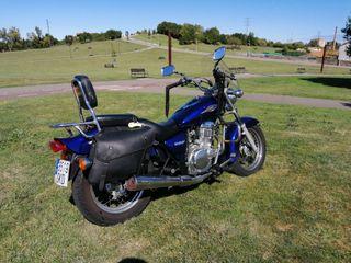 Suzuki Marauder 250cc (15kw A2)
