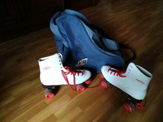 patines nº 42