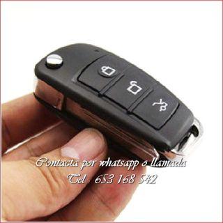 Llave coche< seguridad 1080p