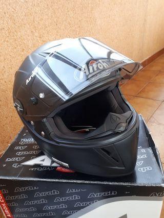 Casco integral Airoh GP500 negro mate