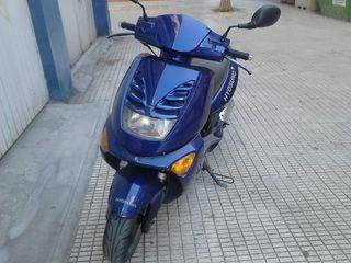 Hyosung 125 cc