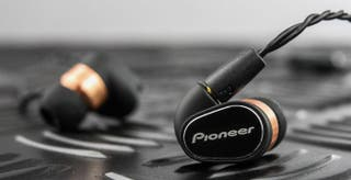 Auriculares pioneer ch9t