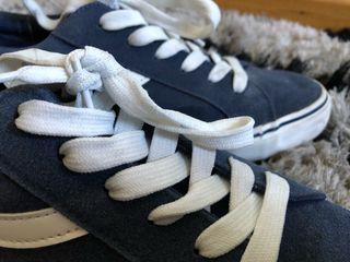 Zapatillas azules 38-39