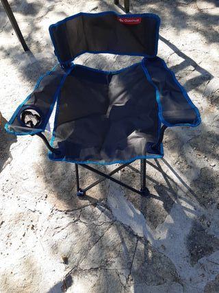 silla de caming nueva