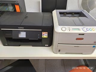 Regalo impresoras para piezas NO FUNCIONAN