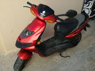 Suzuki Katana 50cc