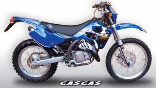 CHASIS GAS GAS PAMPERA 250