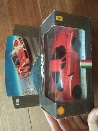 Maqueta Ferrari FXX original